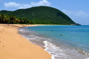 Grande Anse nord Basse-Terre