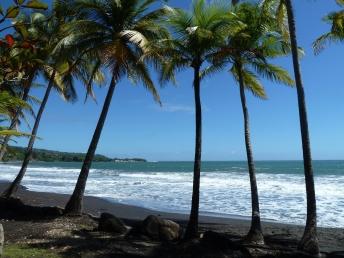 Grande Anse sud Basse-Terre